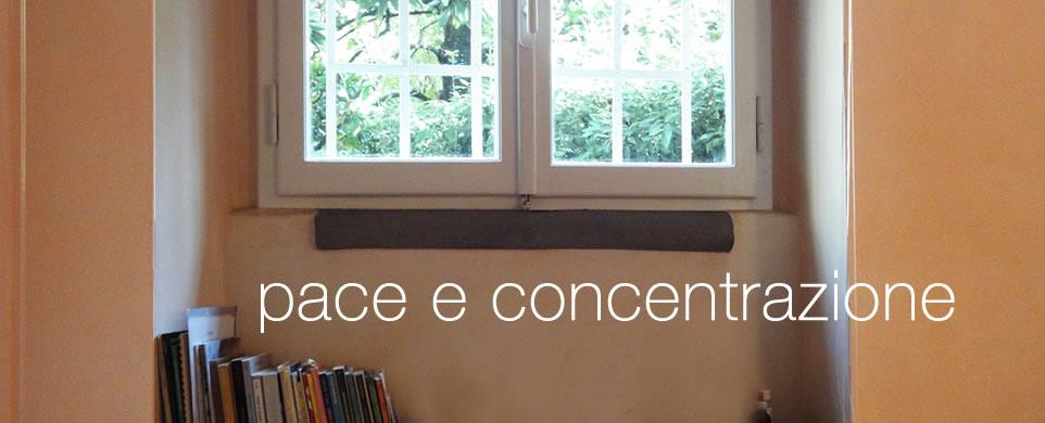 Pace e concentrazione